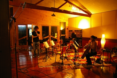 Record strings at Sing Sing